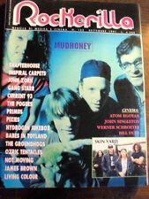 "ROCKERILLA N°133  SETTEMBRE 1991  ""MUDHONEY"""