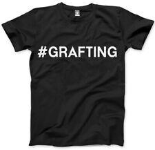 Grafting - Graft Love Merch Island Mens Unisex T-Shirt