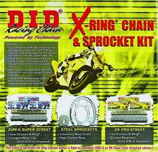 2007-2018 Yamaha WR 450F DID VX3 520 Chain and JT Sprockets Kit