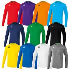 Erima Liga Trikot langarm Fußball Herren/Kinder Shirt Sport Training Sweatshirt