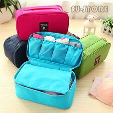Waterproof Clothes Underwear Packing Cube Storage Travel Luggage Organizer Bag U