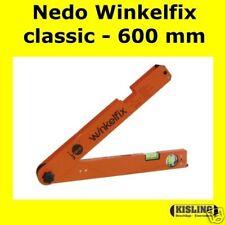 Nedo -Correction d'Angle classique # 450121 - Rapporteur couteau en angle 600 mm