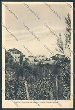 Lucca Barga Castelvecchio Pascoli cartolina C3262 SZI