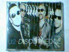 U2 Discotheque cd singolo 3 TRACKS SLIMCASE HOWIE B.
