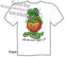 Ed Roth Rat Fink Big Daddy Clothing Rat Fink T Shirts Ed Roth T Shirts Signature