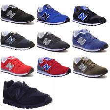 New Balance Ml 373 Unisex Suede Leather Trainers UK Size 4 5 6 7 8 9 12