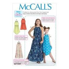 NEW McCall's M7589 Dresses By Spotlight