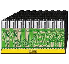 Clipper Classic Original Feuerzeug '420 Collection' 1-4 Feuerzeuge Stück NEU