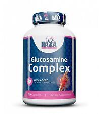 HAYA LABS Glucosamine Chondroitin MSM Complex 120 Caps