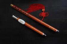 100% Artisanat Flûte Chinoise Bawu Professionnel Instrument de Musique #103