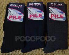 3 PAIRES CHAUSSETTES LONGUES FEMME LAINE POLAIRE MERITEX ART. 617