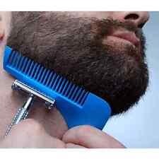 Peine Plantilla Para Recorte y Cuidado de la Barba
