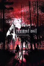 RGC Huge Poster - Resident Evil 4 Nintendo N64 GameCube Wii PS1 PS2 - REE063
