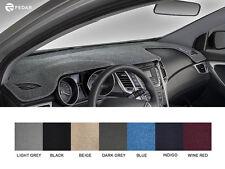 Fedar Fits 2015-2017 Toyota Camry Dashboard Cover - Dark Grey