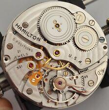 ORIGINAL pocket watch HAMILTON 921 movement spare parts  - Choose From List