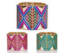 Bracciale donna braccialetto  rigido elastico accessori bigiotteria nuovo