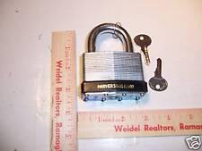 Laminiert Stahl Pad Lock 64 mm