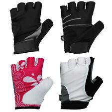 Fahrradhandschuhe Damen Herren Fingerlos Fahrrad Gel Rad Sport Handschuhe S-XL