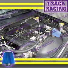 NEW 1999-2004 JEEP GRAND CHEROKEE 4.0L I6 4.7L V8 AIR INTAKE KIT S Blue