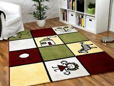 Maui Kinder Teppich Patchwork in 5 Größen