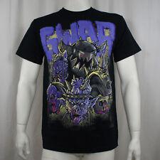 Authentic GWAR Band Destroyers Purple T-Shirt  S M L XL XXL Official NEW