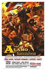 90750 THE ALAMO MOVIE JOHN WAYNE THE DUKE Decor WALL PRINT POSTER CA