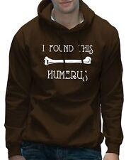 I Found This Humerus Funny Meme Unisex Hoodie