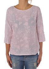 Pink Memories Crew Neck Knitwear 19107-21L1734122681