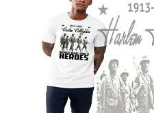 Black History Month T-Shirt Harlem Hellfighters, Malcolm X Angela Davis MLK XX