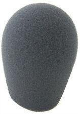 """Beyer M58 Microphone Windscreen Gray foam 1"""" from WindTech 600 series 5066G"""