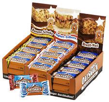 Energy Oat Snack Karton 45 Riegel 65g + BONUS *14 Sorten / auch mischbar*