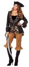 Piratinnenkostüm -  Bling Damenkostüm Faschingskostüm Karnevalkostüm