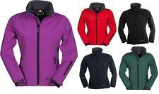 giacca soft shell impermeabile traspirante termica donna montagna alpinismo