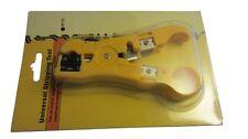 Lot of (10PCS)RG6 RG59 RG7 RG11 Cat5e Cat6 Speaker Cable Stripper Tool-NEW-