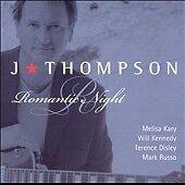 Romantic Night - J. Thompson (CD 2002)