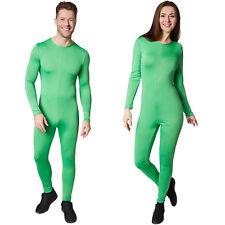 Unisex Jumpsuit Halloween Karneval Fasching Damen Herren verkleiden Unterhemd
