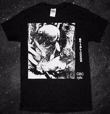 Skitslickers - 'GBG 1982' T-Shirt (punk hardcore discharge cimex shitlickers)
