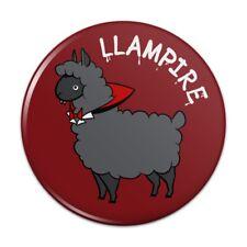 Llampire Llama Vampire Funny Compact Pocket Purse Hand Cosmetic Makeup Mirror