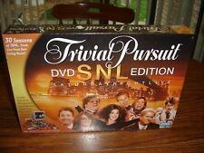 SNL Trivial Pursuit DVD - Brand New