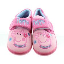 PEPPA Pig Ragazze Glitter Rosa Sneaker Basse Scarpe Casual Tg UK Taglie Bambino 5-10
