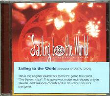 YASUNORI MITSUDA COL.SON  CD PC Game SOUNDTRACK OST JAPAN Sailing to the world