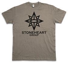 Stoneheart group Logo T-SHIRT-CDC Sign vampiri del toro TV the strain T-shirt