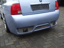 RACEDESIGN Spoiler Stoßstange hinten VW Passat 3B Limousine LL5Y Heckschürze