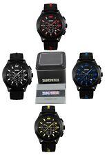 SKMEI Quartz Waterproof Wrist Watch Date Stopwatch Watch w/ Box & Warranty Card