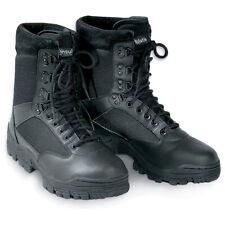 Tactical SWAT Boots schwarz SEK Einsatzstiefel Kampfstiefel Outdoor Stiefel