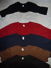 """Anvil"" Herren Men´s T-Shirt Rundhals versch.Farben Gr.S,M,L,XL Neu"