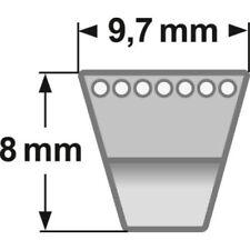 Qualitäts Keilriemen Profil AVX 10 DIN 7753 KFZ Auto 575 mm bis 1193 mm