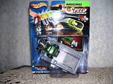HOT WHEELS MICRO SPEED DEMONS 3 WINDOW 1932 MIB 2003