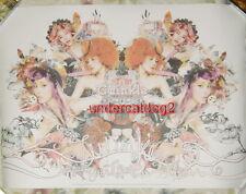 Girls' Generation Taetiseo (TTS) Twinkle Taiwan Promo Poster