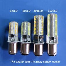 BA15D 64/80/104/152 3014 SMD LED Light Fit Kenmore/Singer 221/222K/301A/401A/500